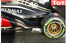 Romain Grosjean, Lotus, Formel 1-Test, Barcelona, 28. Februar 2013