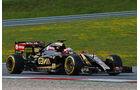 Romain Grosjean - Lotus - Formel 1 - Test - Spielberg - 23. Juni 2015