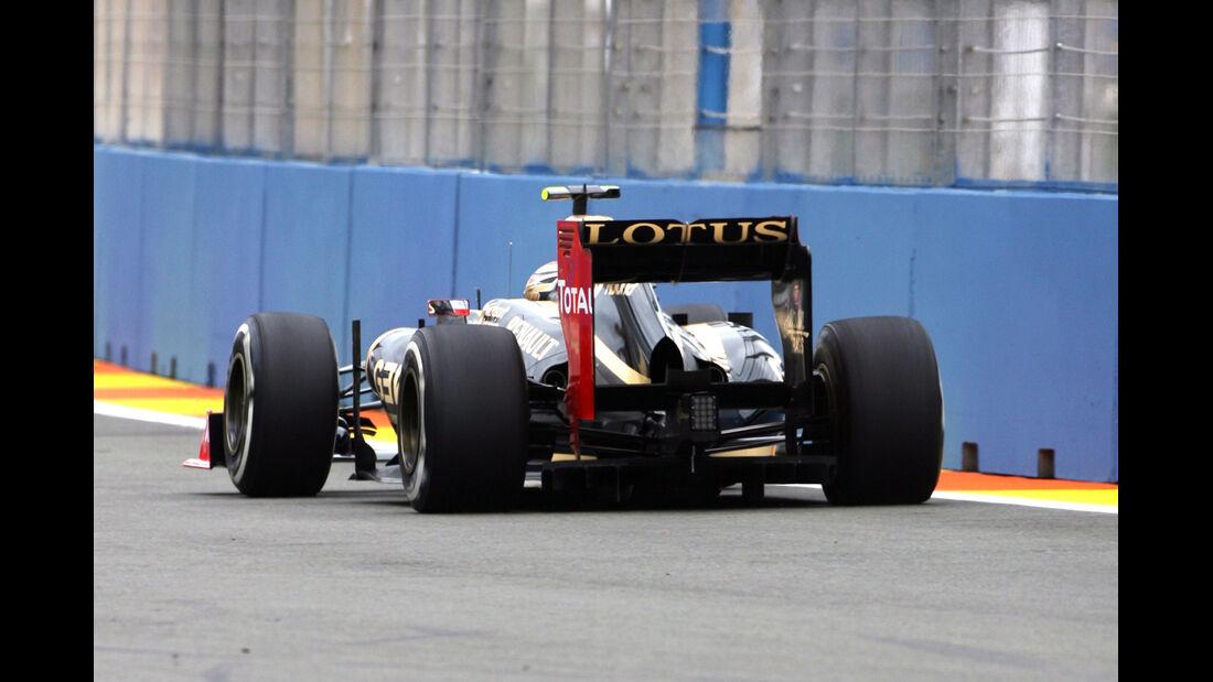 Romain Grosjean - Lotus - GP Europa - Formel 1 - Valencia - 22. Juni 2012