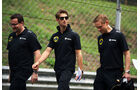 Romain Grosjean - Lotus - GP Italien - Monza - Donnerstag - 3.9.2015