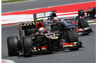 Romain Grosjean - Lotus - GP Spanien 2013