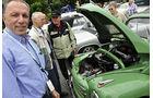 Roman Rekos und sein Fiat 500 C Topolino
