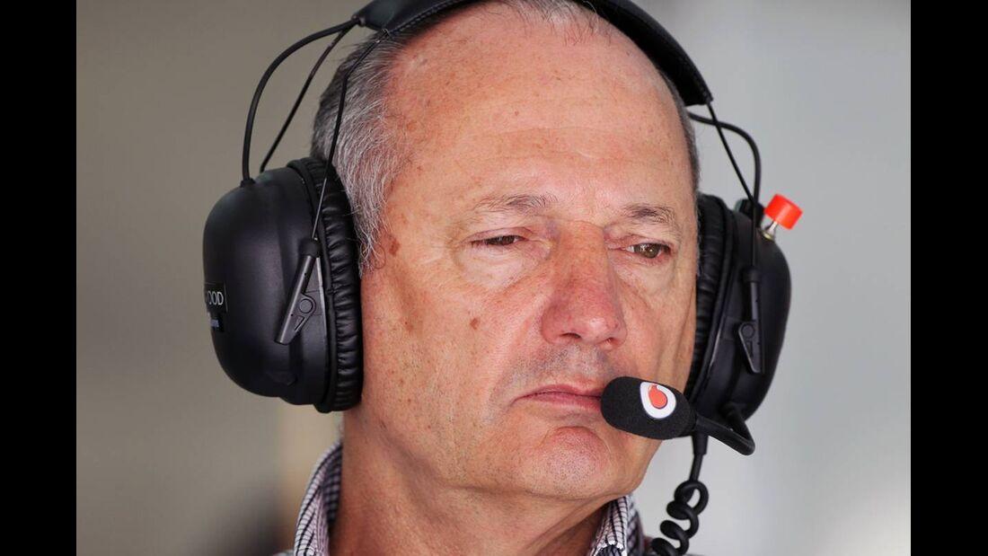Ron Dennis - Formel 1 - GP Bahrain - 21. April 2012