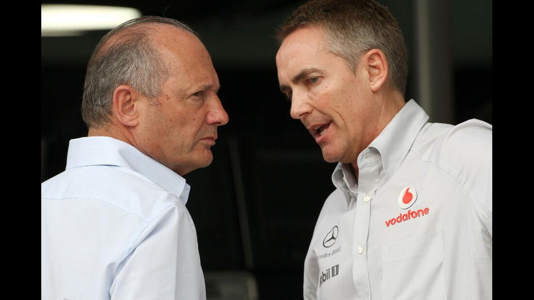 Ron Dennis & Martin Whitmarsh - Formel 1 - Tops & Flops