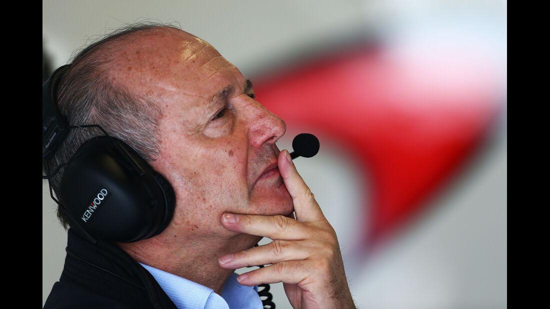 Ron Dennis - McLaren - Formel 1 - GP Australien - Melbourne - 14. März 2015
