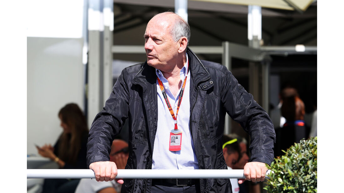 Ron Dennis - McLaren - Formel 1 - GP Kanada - Montreal - 6. Juni 2015