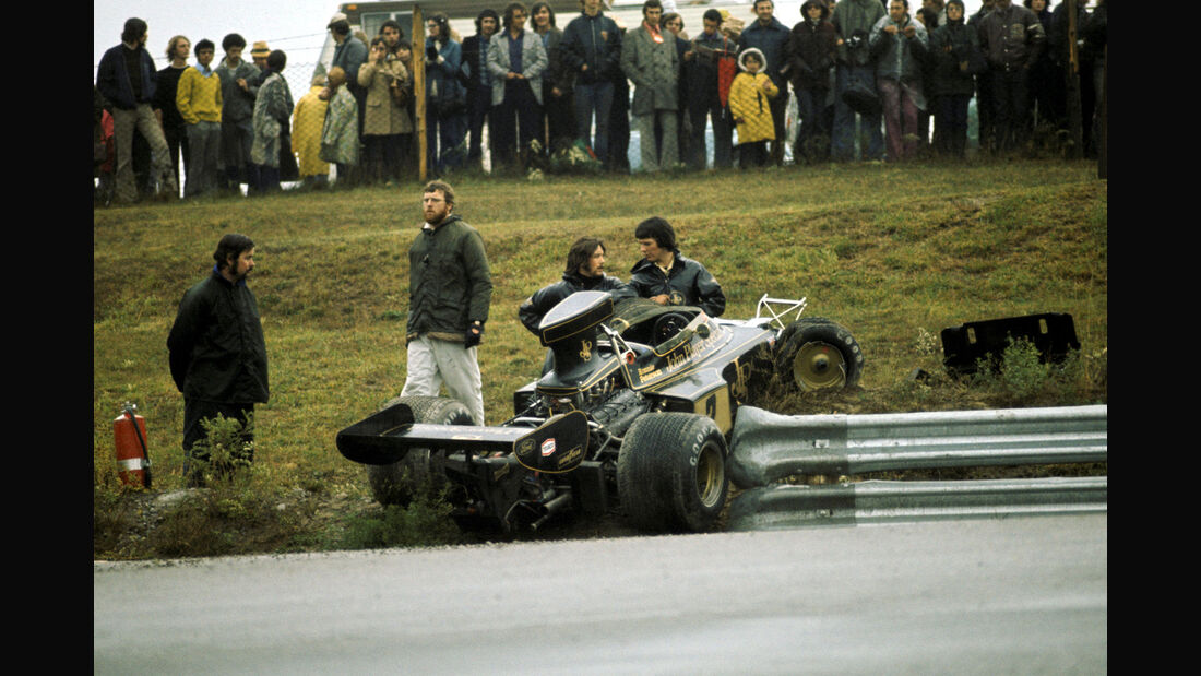 Ronnie Peterson - Lotus 72D - GP Kanada 1973 - Mosport Park
