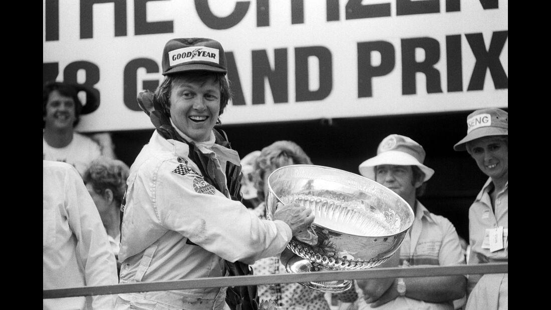 Ronnie Peterson - Lotus - GP Südafrika 1978 - Kyalami