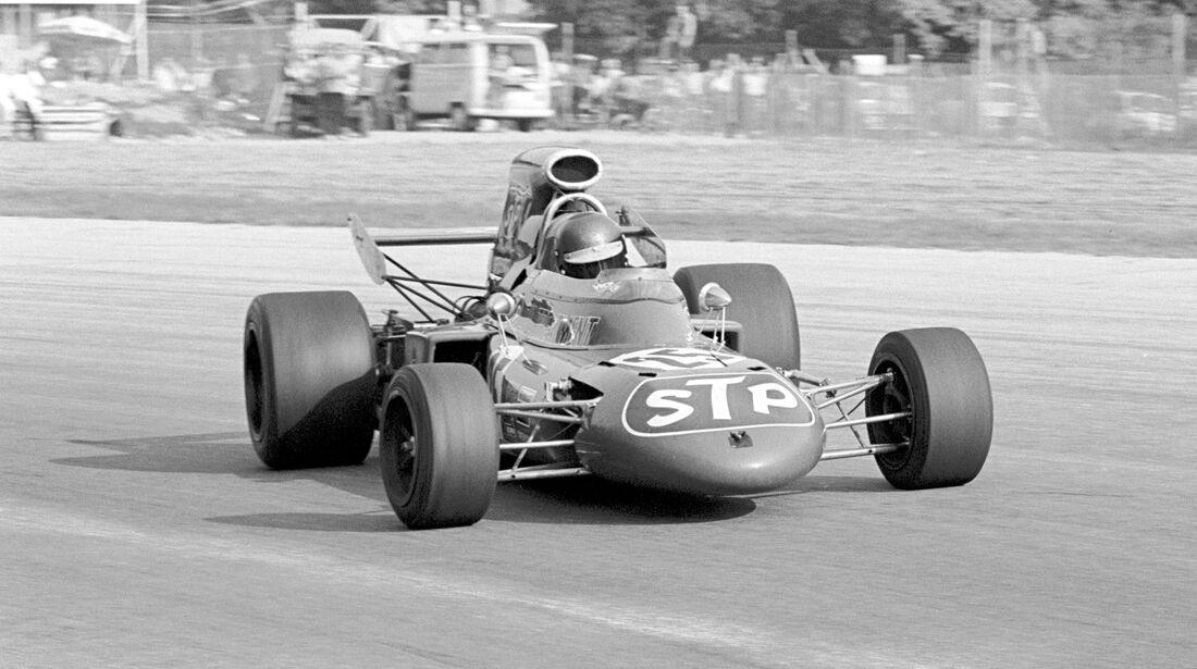 Ronnie Peterson - March 711 - GP Italien 1971 - Monza
