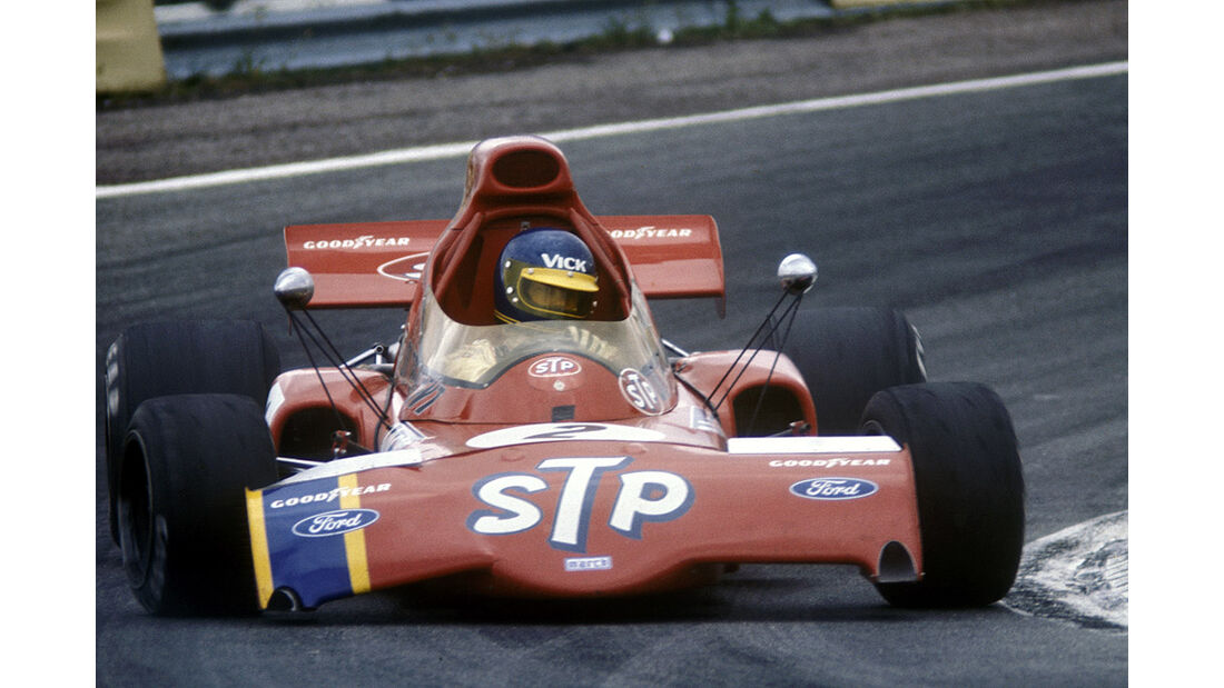 Ronnie Peterson March 721