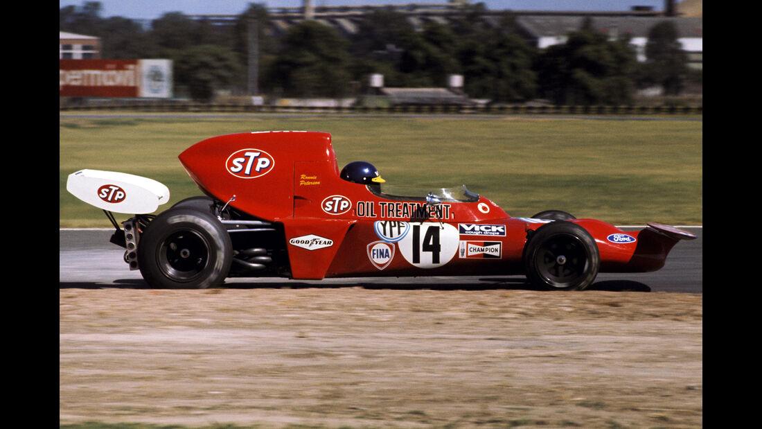 Ronnie Peterson - March 721 - GP Argentinien 1972