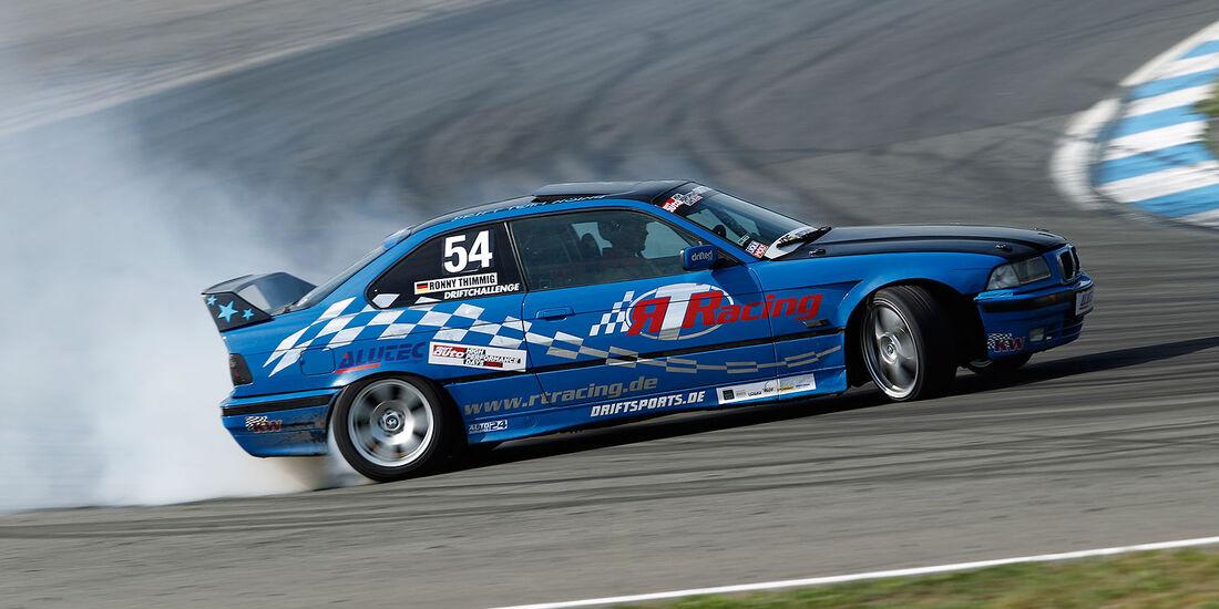 Ronny Thimmig, Drifter54DriftChallenge, High Performance Days 2012, Hockenheimring