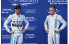 Rosberg & Bottas - Formel 1 - GP Österreich - Spielberg - 21. Juni 2014