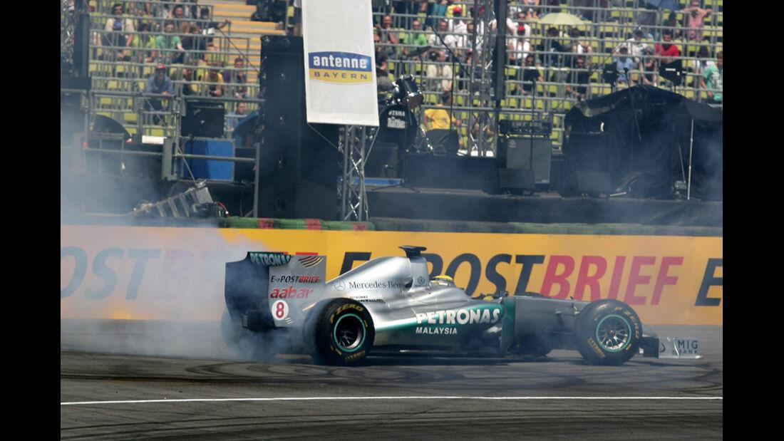 Rosberg DTM 2011