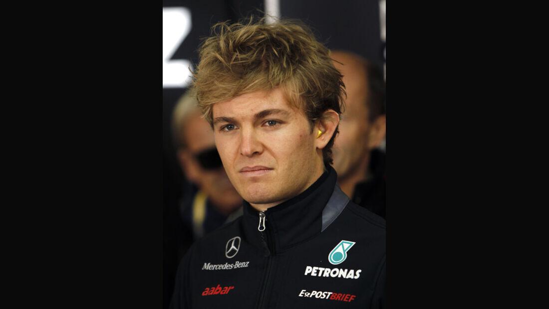 Rosberg DTM Hockenheim Finale 2011