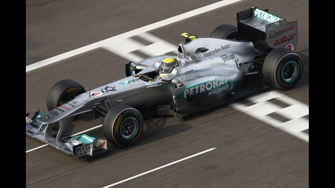 Rosberg GP China 2011