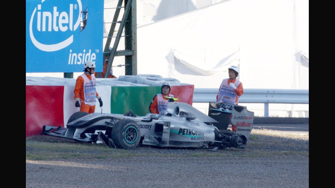 Rosberg GP Japan