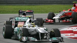Rosberg GP Malaysia 2011