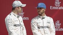 Rosberg & Hamilton - GP England 2016