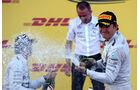Rosberg & Hamilton - GP Russland 2014
