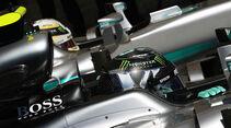 Rosberg & Hamilton - Mercedes - Formel 1 - Austin - GP USA - 22. Oktober 2016
