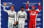 Rosberg, Hamilton & Vettel - Formel 1 - GP Österreich 2015
