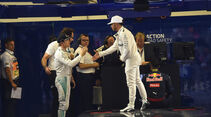 Rosberg & Mercedes - Formel 1 - GP Abu Dhabi - 26. November 2016