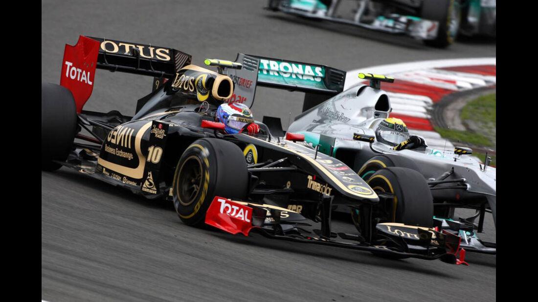 Rosberg Petrov GP Deutschland 2011
