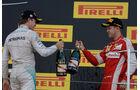 Rosberg & Vettel - GP Japan 2015