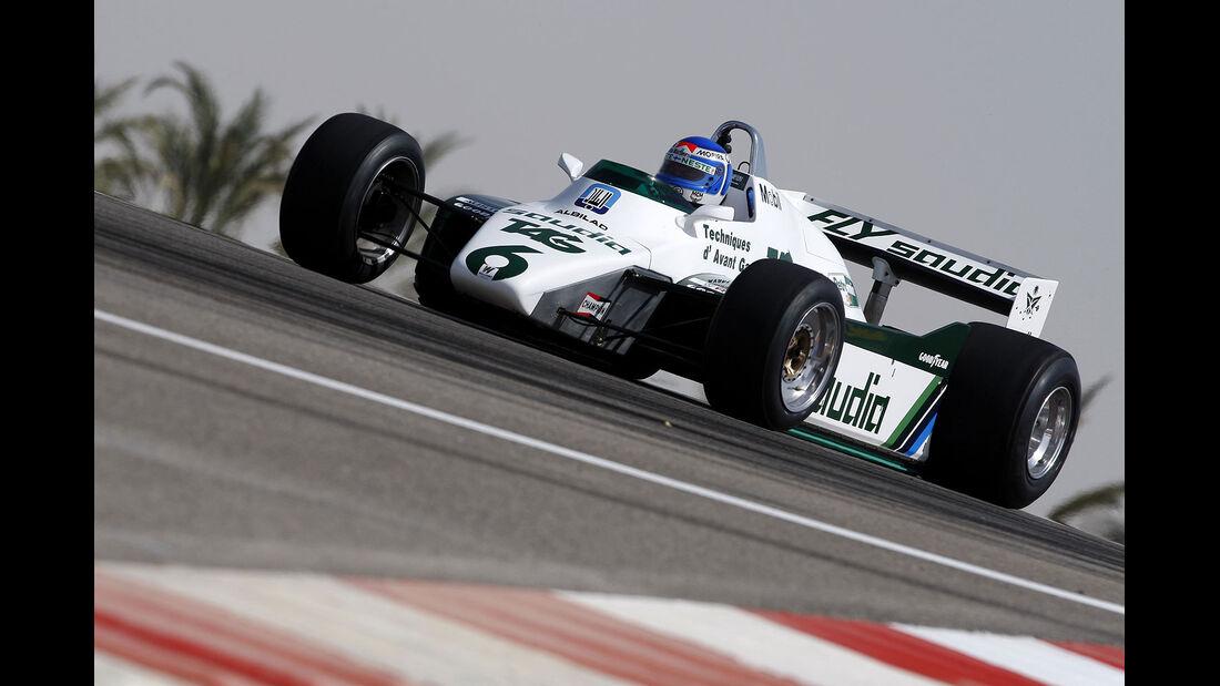 Rosberg Williams 1982