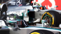 Rosberg vs. Hamilton - GP USA 2014