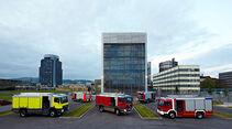 Rosenbauer Feuerwehrautos
