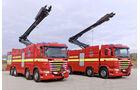 Rosenbauer ILF Hydromatik Aarhus Scania 8x8