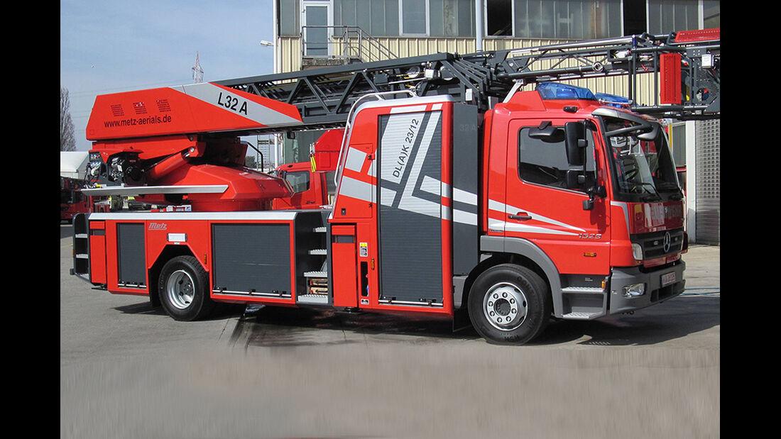 Rosenbauer Metz L32A
