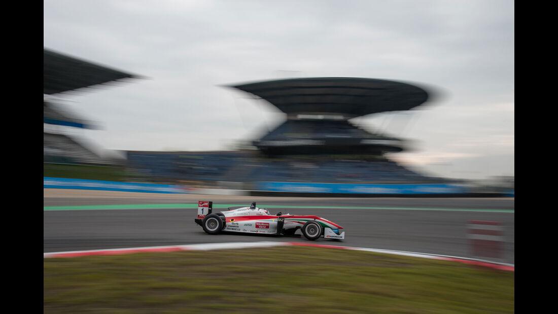 Rosenqvist, Formel 3-EM, Nürburgring, 2. Rennen