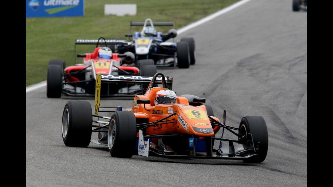 Rosenqvist - Formel 3 Hockenheim 2013