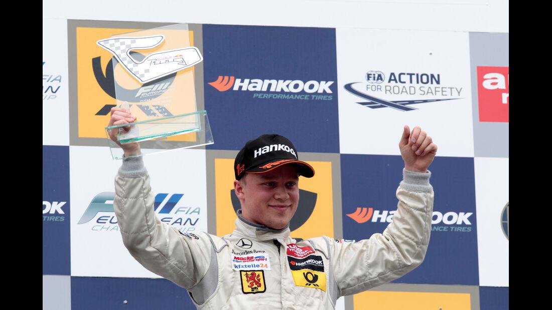 Rosenqvist - Formel 3 - Spielberg - 2013