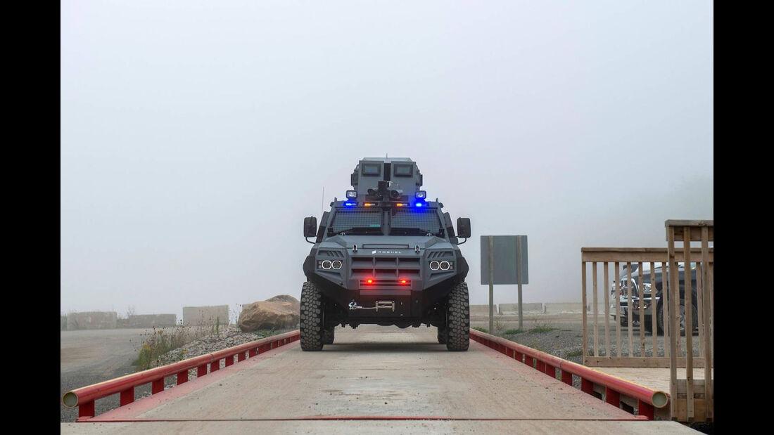 Roshel Senator APC Panzerfahrzeug