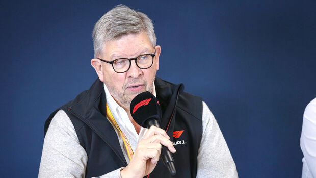 Ross Brawn - F1 - 2019