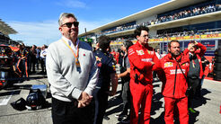 Ross Brawn - F1 - Mattia Binotto - Ferrari