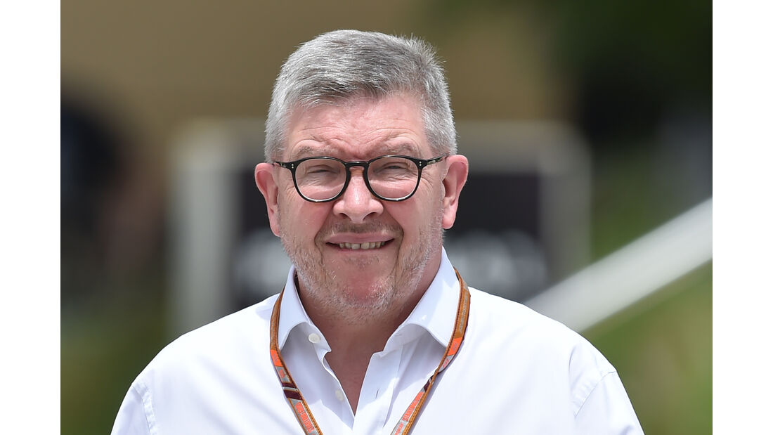 Ross Brawn - Formel 1 - GP Bahrain - 5. April 2018