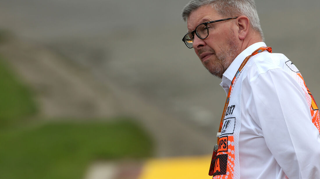 Ross Brawn - GP Belgien - Spa-Francorchamps - Formel 1 - 25. August 2017