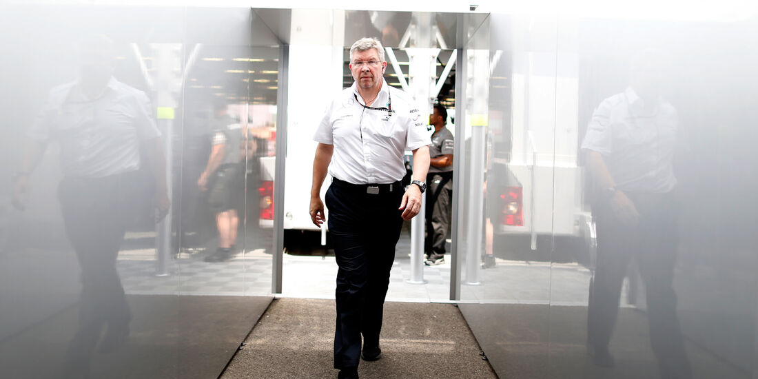 Ross Brawn - Mercedes - 2013