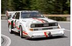 Rossfeldrennen, Audi Quattro Pikes Peak, Frontansicht
