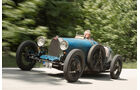 Rossfeldrennen, Bugatti T37, Frontansicht