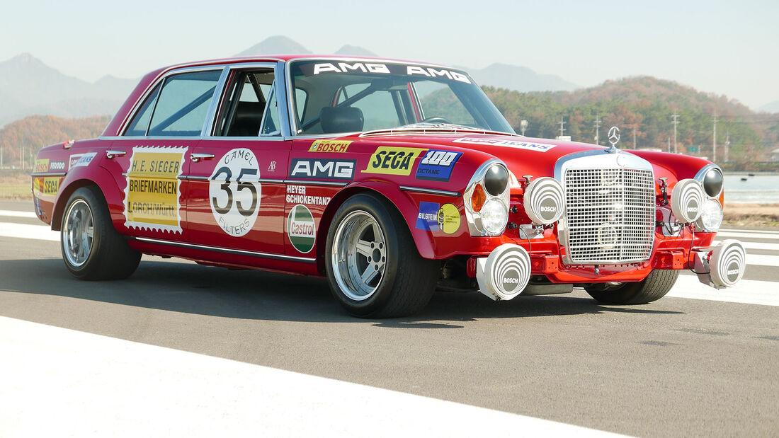 Rote Sau von Arthur Bechtel Classic Motors