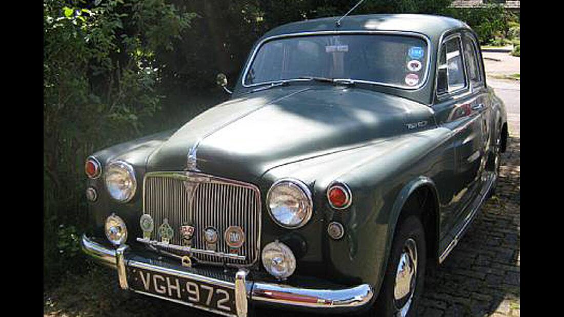 Rover 105R Saloon