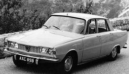 Rover 2000 P6