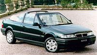Rover 216 Cabrio, Frontansicht