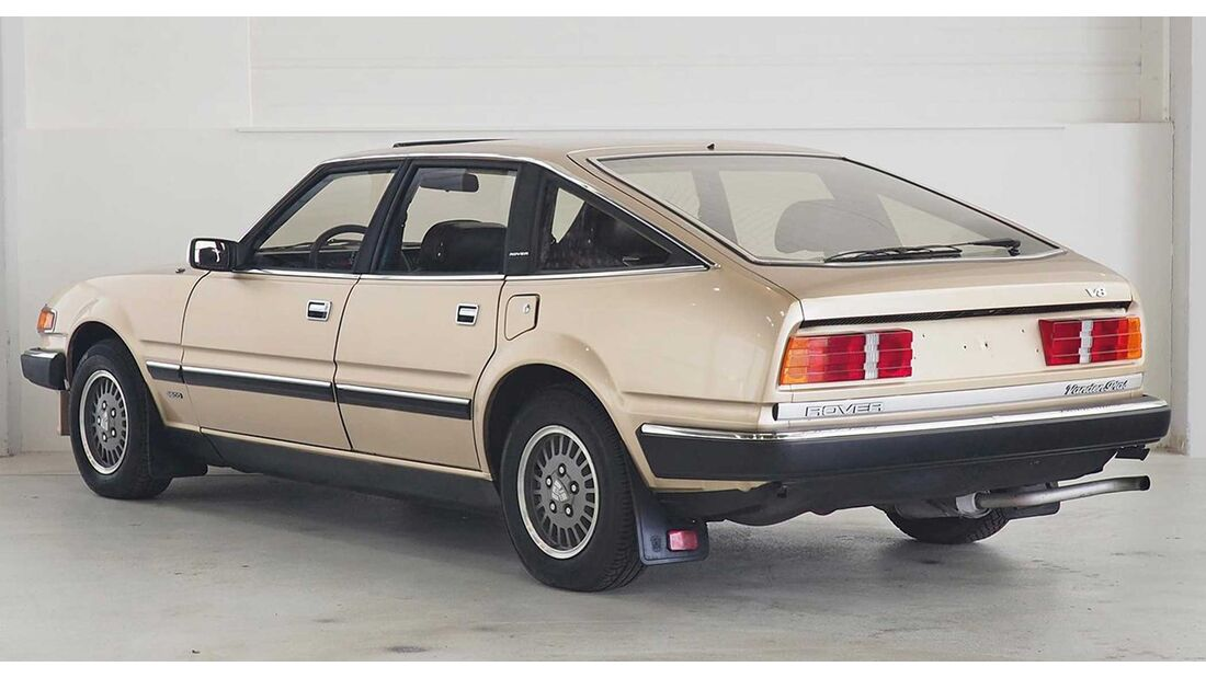 Rover 3500 Vanden Plas (1982)